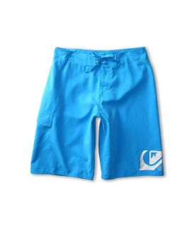 Quiksilver Kids Smashing Boardshort Boys Swimwear (Blue)