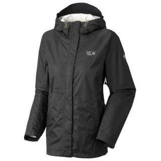 Mountain Hardwear Versteeg Dry.Q Core Jacket   Waterproof (For Women)   BLACK (S )