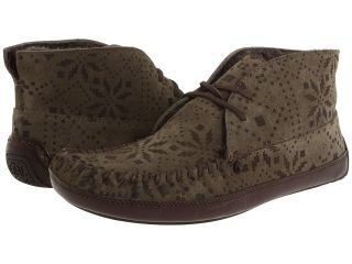 Frye Morgan Chukka Womens Boots (Brown)