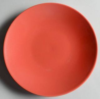 Lindt Stymeist Rso Brights Red (Round) Salad Plate, Fine China Dinnerware   Rso