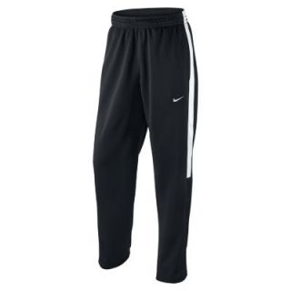 Nike League Knit Mens Basketball Pants   Black