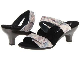Helle Comfort Boneta Womens Slide Shoes (Gray)