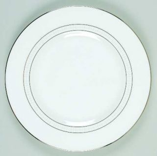 Lenox China Noel Alabaster Accent Luncheon Plate, Fine China Dinnerware   Kate S
