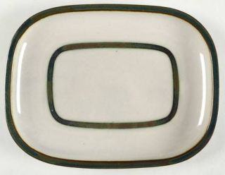 Bing & Grondahl Tema 12 Oval Serving Platter, Fine China Dinnerware   Stoneware