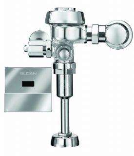 Sloan ROYAL 1861 Royal Exposed, Manual Urinal Flush Valve 1.0 GPF