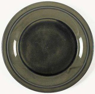 Interiors (PTS) Prairie Balsam Green Salad Plate, Fine China Dinnerware   Blue/G