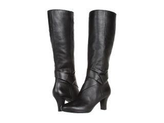 Rockport Ordella Tall Knot Boot Womens Boots (Black)
