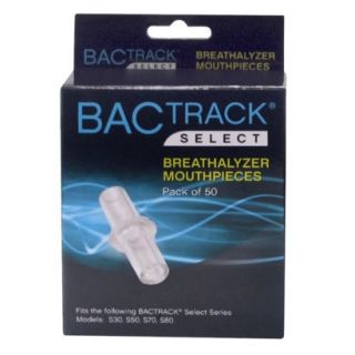 Bactrack Select Mouthpieces   50 pk.