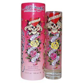 Womens Ed Hardy by Christian Audigier Eau de Parfum Spray   3.4 oz