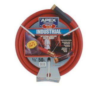 NoTrax Hot Water Hose, 50ft, 5/8 in ID