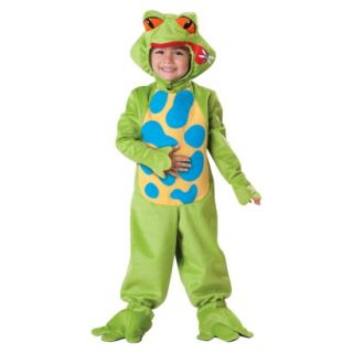 Toddler Lil Froggy Costume