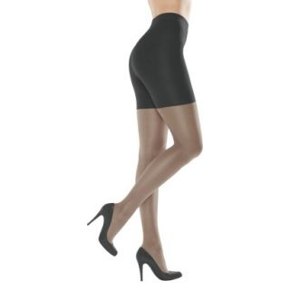 ASSETS by Sara Blakely A Spanx Brand Womens Shaping Pantyhose 126B   Black 3