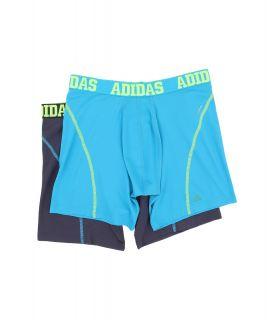 adidas Sport Performance ClimaCool 2 Pack Boxer Brief Mens Underwear (Multi)