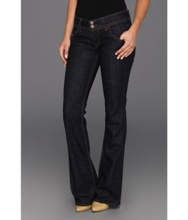 Hudson Signature Bootcut in Lisa Womens Jeans (Black)