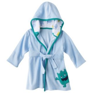 JUST ONE YOU Made by Carters Newborn Boys Robe   Blue
