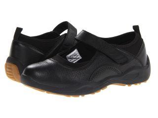 Propet Wash Wear Pro Mary Jane Womens Maryjane Shoes (Black)