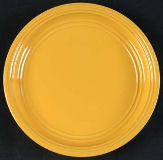 Mainstays Golden Pond Salad Plate, Fine China Dinnerware   All Yellow,Embossed R