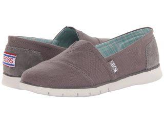 BOBS from SKECHERS Bobs   Pureflex   U Turn Womens Shoes (Gray)