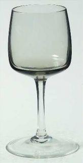 Peill Cora Smoke (Smokebowl,Clearstm) Cordial Glass   Smokebowl,Clear Stem