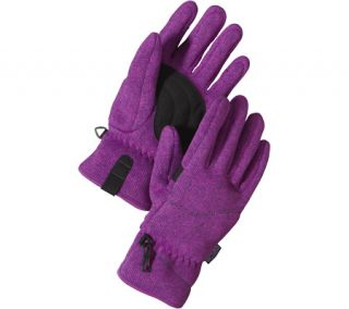 Womens Patagonia Better Sweater™ Gloves   Ikat Purple Gloves