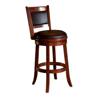 Boraam Augusta 29 in. Swivel Bar Stool   49829