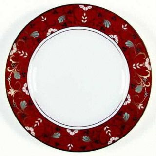 Royal Crown Derby Cloisonne Accent Salad Plate, Fine China Dinnerware   Duesbury