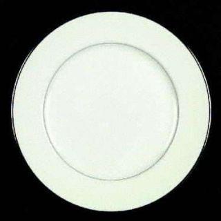 International Wedding Ring Dinner Plate, Fine China Dinnerware   Platinum Inner