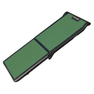 PET GEAR Sage Travel Lite Bi Fold Half Ramp, Sage