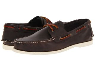 Tommy Hilfiger Bono Mens Lace up casual Shoes (Brown)
