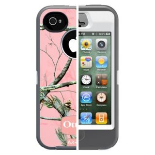 Otterbox Defender Cell Phone Case for iPhone4/4S   Pink camo (77 18634P1)