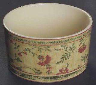 Johnson Brothers Mc Baine Open Sugar Bowl, Fine China Dinnerware   Flowers & Swa