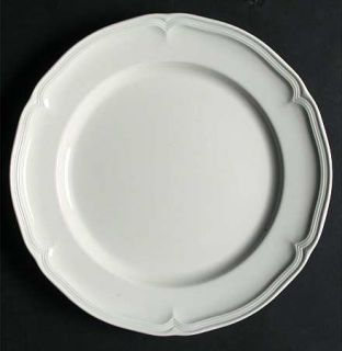 Villeroy & Boch Chambord (White,Fine China,Germany) Dinner Plate, Fine China Din