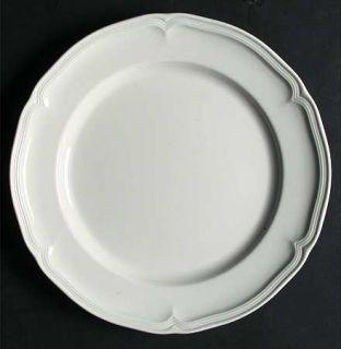 Villeroy & Boch Chambord (White,Fine China,Germany) Dinner Plate, Fine China Din