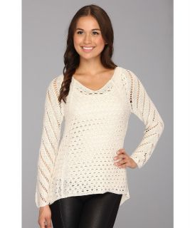 Brigitte Bailey Keren Sweater Womens Sweater (White)