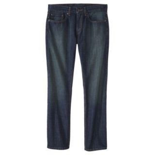 Denizen Mens Straight Fit Jeans 38X32