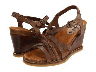 Kickers U Feel Womens Sandals (Brown)