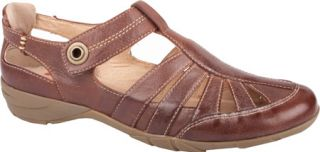 Womens Blondo Begonia II   Honey Brown Blanche Neige Leather Casual Shoes