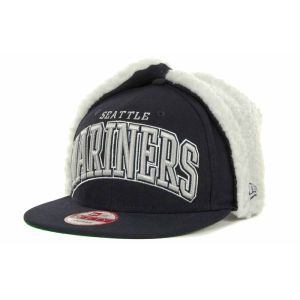Seattle Mariners New Era MLB Dog Ear 9FIFTY Snapback Cap
