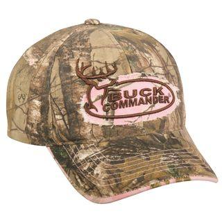 Buck Commander Womens Adjustable Hat
