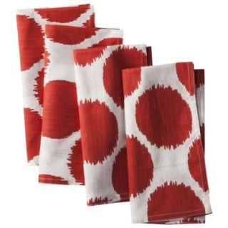 Mudhut Dasha Napkin Set of 4   Multicolor