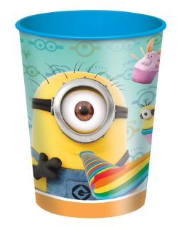 Despicable Me 2   16 oz. Plastic Cup