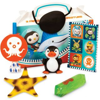 The Octonauts Party Favor Box